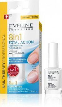 EVELINE SPA Nail Total 8v1 kondicionér nehty 12ml