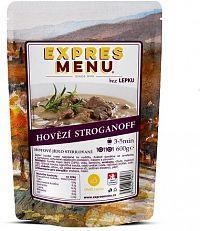 EXPRES MENU Hovězí Stroganoff 2 porce