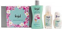 Fenjal Rose set (SG 200ml+Spray 75ml+Roll on 50ml)