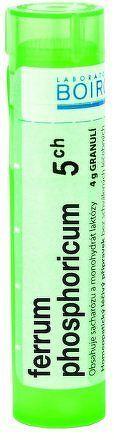 Ferrum Phosphoricum CH5 gra.4g