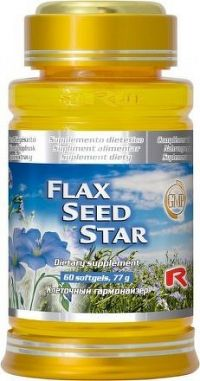 Flax Seed Star 60 sfg