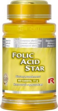 Folic Acid Star 60 tbl
