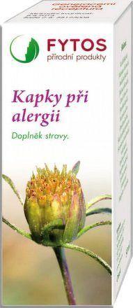 FYTOS Kapky při alergii 50ml