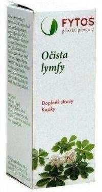FYTOS Očista lymfy 50ml
