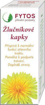 FYTOS Žlučníkové kapky 20ml
