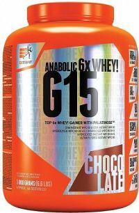 G 15 Anabolic Gainer 3000 g čokoláda