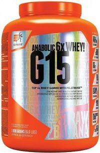 G 15 Anabolic Gainer 3000 g jahoda banán
