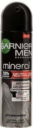 GARNIER DEO Men spray Neutralizer 150ml C4135500