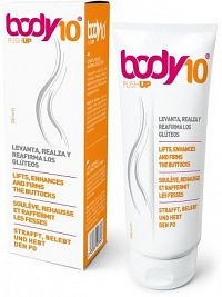 Gel na zpevnění hýždí Body 10 Diet Esthetic 200 ml