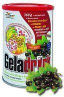 Geladrink Ferritin nápoj černý rybíz 360g