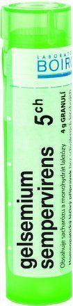 Gelsemium Sempervirens CH5 gra.4g