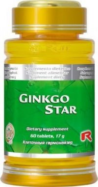 Ginkgo Star 60 tbl