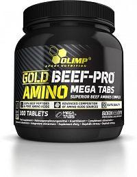 Gold Beef Pro Amino, 300 kapslí, Olimp
