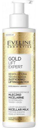 Gold Lift Odličující micelární mléko