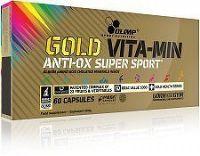 Gold Vita-Min anti-OX supersport, 60 kapslí, Olimp