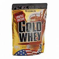 Gold Whey, syrovátkový protein, Weider, 500 g, Banán