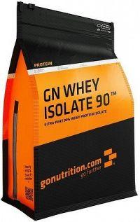 GoNutrition Whey Protein Isolate 90 2500g - Vanilka