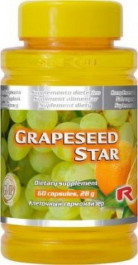 Grapeseed Star 60 cps
