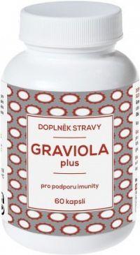 GRAVIOLA Plus 60 kapslí