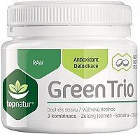 Green Trio Topnatur Chlor.Spirul.Zel.ječmen tbl.180