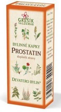Grešík kapky Prostatin 50ml Devatero bylin