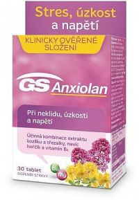 GS Anxiolan 30 tablet
