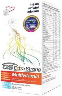 GS Extra Strong Multivitamin 60+30 tablet