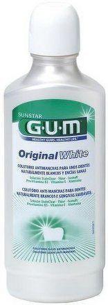 GUM UV Original White bělící ústní voda 300ml