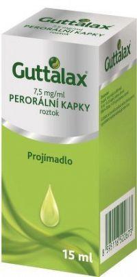Guttalax 7.5mg/ml por.gtt.sol. 1x15ml