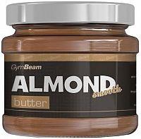 GymBeam 100% Mandľové maslo smooth - 340 g