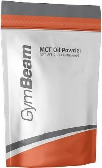 GymBeam 100% MCT Oil Powder 250 g unflavored