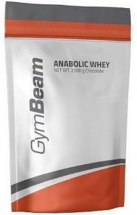 GymBeam Anabolic Whey chocolate - 1000 g