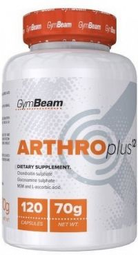 GymBeam Arthro Plus 120 kaps unflavored