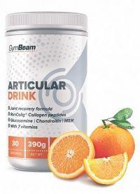 GymBeam Articular Drink 390 g peach
