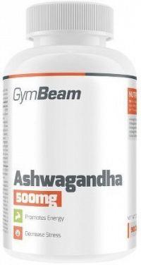 GymBeam Ashwagandha 90 kaps unflavored