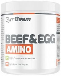 GymBeam Beef&Egg Amino 500 tab unflavored