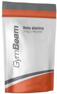 GymBeam Beta Alanine unflavored - 500 g