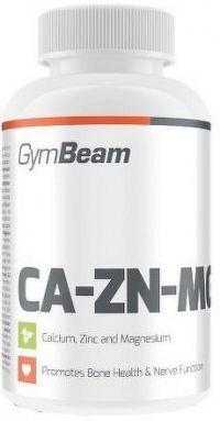 GymBeam Ca-Zn-Mg 60 tab