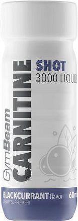 GymBeam Carnitine 3000 Liquid Shot 60 ml grapefruit - 60 g