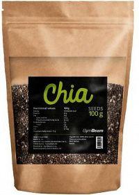 GymBeam Chia semienka unflavored - 3 x 1000 g