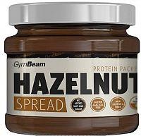 GymBeam Hazelnut Spread unflavored - 340 g