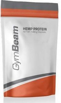 GymBeam Hemp Protein chocolate - 1000 g