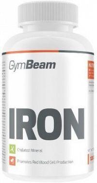 GymBeam Iron 120 kaps unflavored