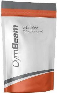 GymBeam L-Leucine unflavored - 500 g