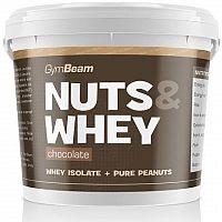 GymBeam Nuts & Whey 1000 g vanilla