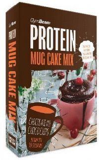 GymBeam Protein Mug Cake Mix 500 g chocolate with choco chips