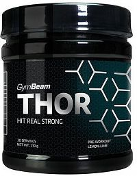 GymBeam Thor 210 g mango maracuja