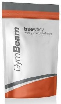 GymBeam True Whey Protein chocolate peanut butter - 2500 g