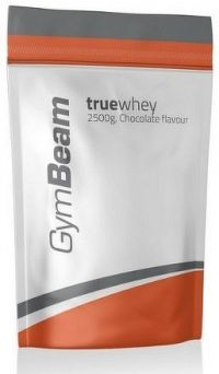 GymBeam True Whey Protein strawberry white chocolate - 1000 g
