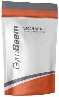 GymBeam Vegan Blend chocolate - 1000 g